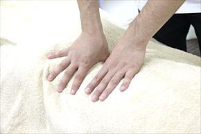 手技療法(マッサージ)