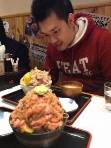 成田山1月11